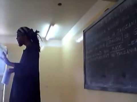 Afrikan Development Studies 2012 - 12  - 19 LECTURE 9 [PART 1]