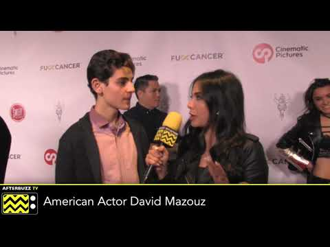 Guinwa Zeineddine Interviews Actor David Mazouz