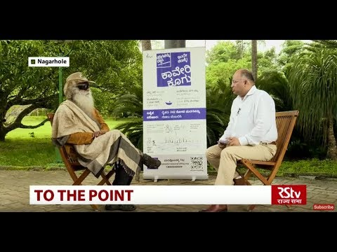 To The Point with Sadhguru, Founder, Isha Foundation