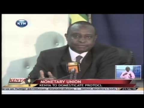 EAC expects single currency by 2023