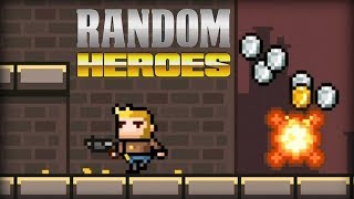 Random Heroes - Ravenous Games Inc. Walkthrough