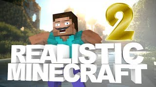 If Minecraft Was More Realistic #2