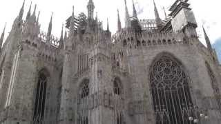 Миланский собор.(, 2014-06-09T06:09:26.000Z)