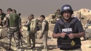 نافذة من معارك الموصل 20/10/2016 (منتصف اليوم)