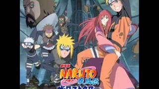 Naruto Shippuuden Movie 4: The Lost Tower OST - 07. Light Crimson (Usukurenai)