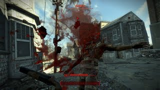 Fallout 4 ☢ Average Ironman Challenge ☢ Part 4 ☢  Demolition Man