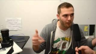 Interview with Jared Evan 05/02/14