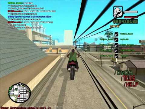 GTA: San Andreas - Stunt Montage