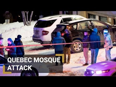 Quebec City mosque attack: Six dead and dozen injured