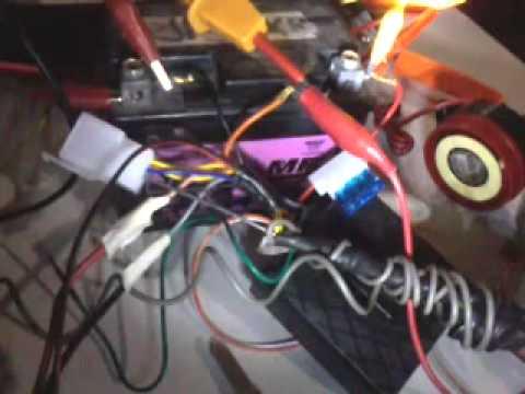 raider 150 installation remote control youtube rh youtube com Suzuki Motorcycle Wiring Diagrams Motorcycle Wiring Harness Diagram