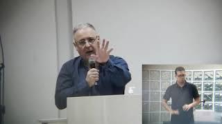 Pão e Vinho (Jo 6:41-71) | Rev. Orlando Damico #Libras
