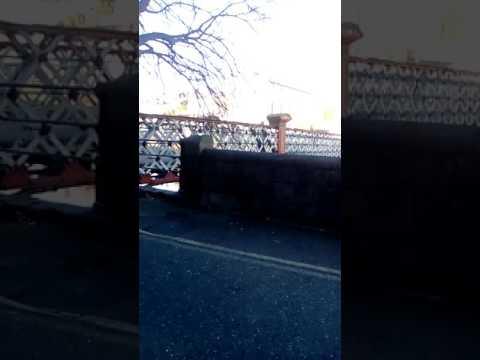 The bridges in Cork city