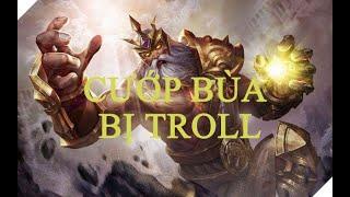 Troll Game - Team Mình Đi Cướp Bùa Bị Thanh Niên Thông Báo Cho Team Bạn .