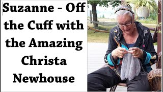 Gambar cover Suzanne - Off the Cuff with Christa Newhouse
