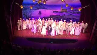 HELLO, DOLLY! - Bette Midler - Closing Night Curtain Call - 8/25/2018