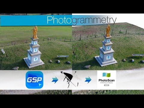 12 Best Photogrammetry Software For 3D Mapping Using Drones