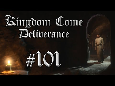 Kingdom Come #101 - Horror-Nacht im Kloster - Kingdom Come Deliverance Gameplay German