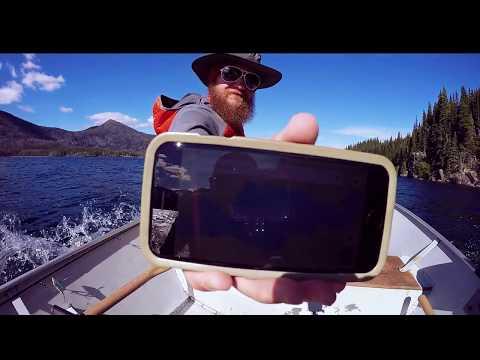 Daryl Fishing  - Tesla Lake