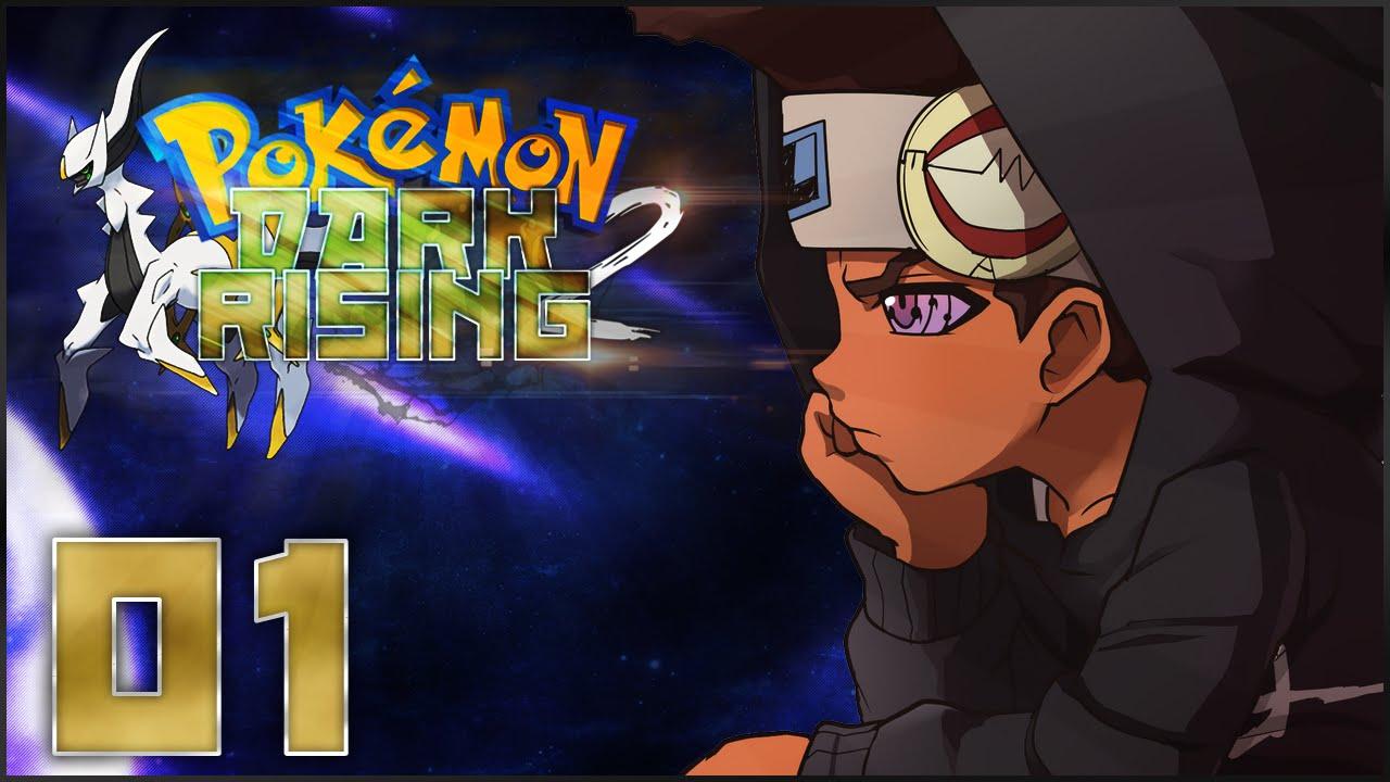 pokemon dark rising 2 evolution list
