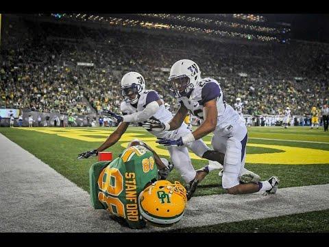 Oregon WR Dwayne Stanford 2015 Highlights