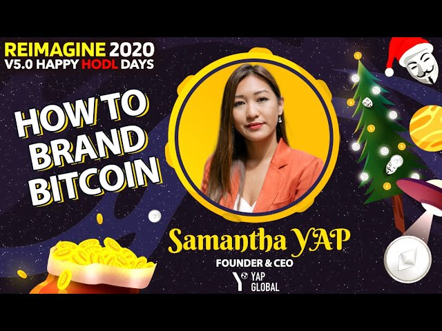 Samantha Yap - YAP Global - Blockchain PR