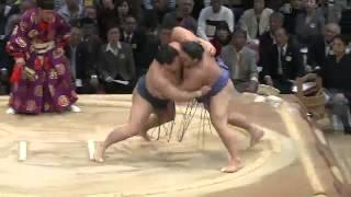 平成25年十一月場所9日目 sumo 大相撲 九州場所.