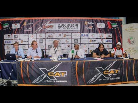 XCAT EVENT GRAND PRIX OF ABUDHABI 2016 FINAL ROUND