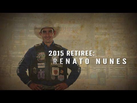 2015 Retiree: Renato Nunes (PBR)