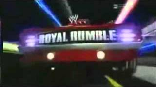 WWE Royal Rumble 2009 Theme Song (Let it Rock) by Kevin Rudolf