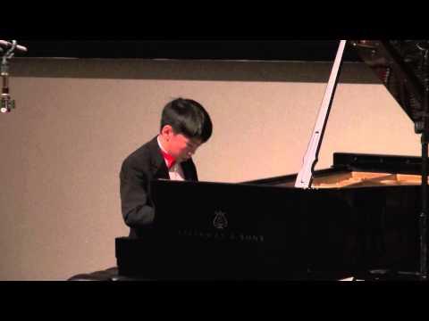 Andrew Li performs Liszt Hungarian Rhapsody No. 6 at From The Top (14)