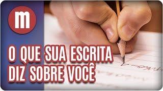 Baixar Descubra o que a sua escrita diz sobre você - Mulheres (18/01/18)