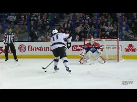 Shootout: Kings vs Oilers