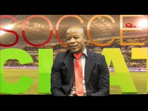 Match analysis of Nkwazi V Lusaka Dynamos on QTV Zambia's soccerchat-matchpack