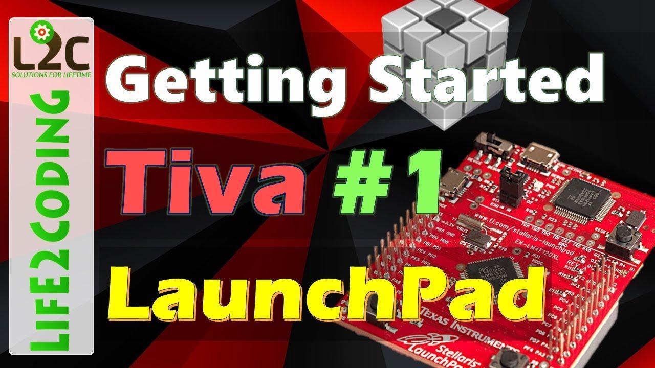 Launchpad Tiva Series Microcontroller Tutorial 1: Installing Code Composer  Studio v8 1 2018