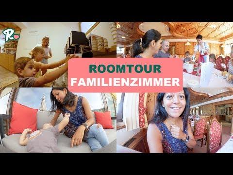 ROOMTOUR FAMILIENURLAUB - Vlog#1146 Rosislife