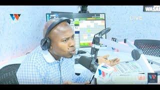 #LIVE : KURASA ZA MAGAZETI NDANI YA WASAFI FM 88.9 (JAN 15, 2020)