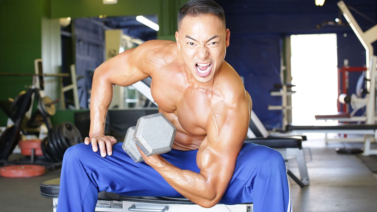 Total Upper Body Dumbbell Workout Youtube Full Dumbell Circuit Pictures Photos And Images For