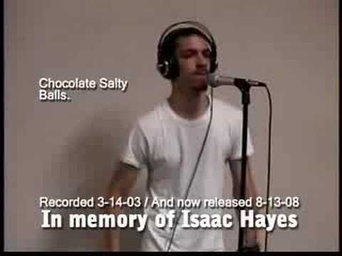Chocolate Salty Balls Music Video