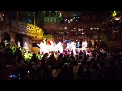 Hello Kitty Land performance