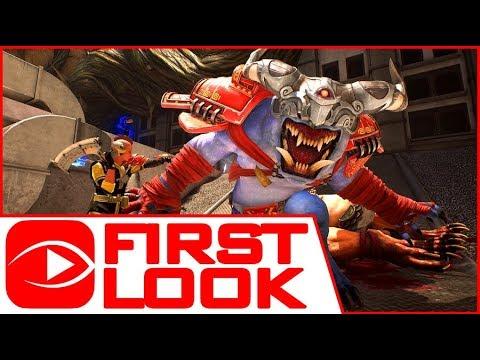 Breach - Gameplay First Look