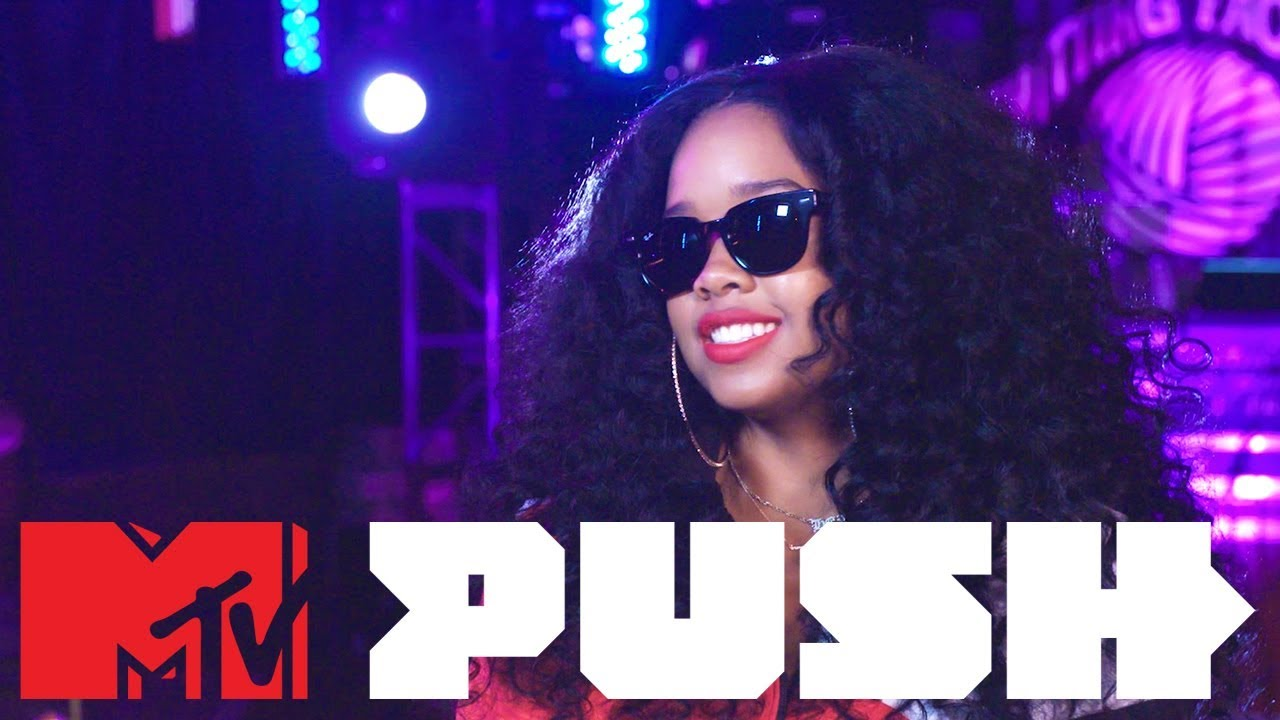 Introducing H E R Mtv Push Exclusive Interview Mtv Music Youtube