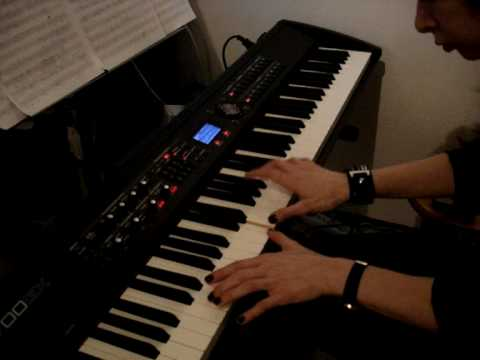 Joy Division - She's lost control - piano cover