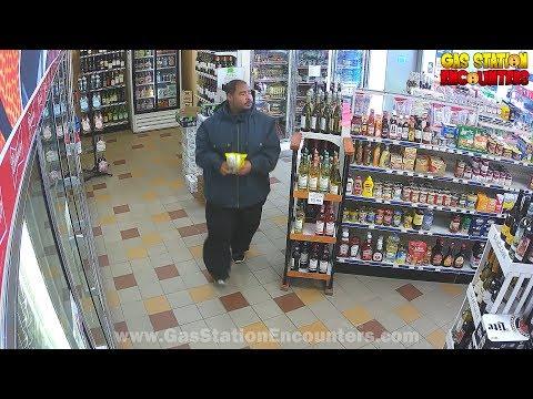 The Hand Shaker Shoplifter