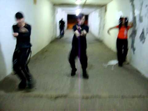 Chicago Industrial Dancing