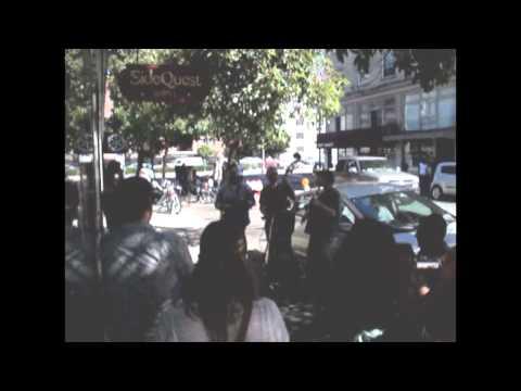 Oakland Drops Beats: The Parmesans