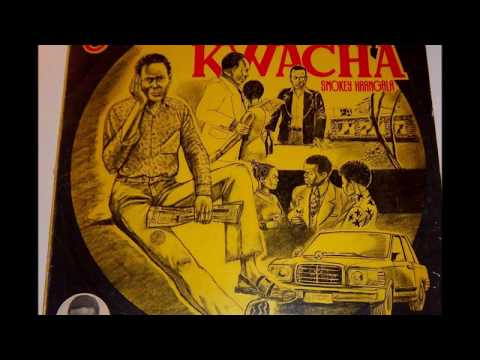 Smokey Haangala - Aunka Ma Kwacha (Full Album)