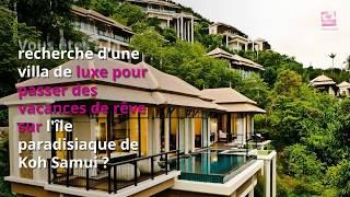 Bon plan hôtel à Koh Samui : le Banyan Tree Samui by Opener24.com