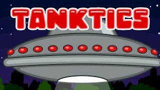 НЛО против танков| Мультики про танки | Танкости #8