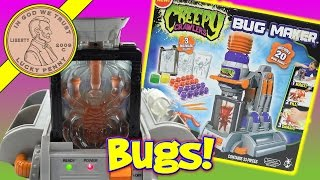 Creepy Crawlers Bug Maker, Dissect Squishy Bugs!