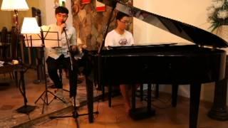 Nguoi ay - Piano Cover - Victor Nguyen ft. Nguyen Huyen Vu